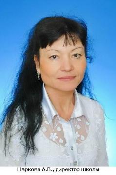 Шаркова А.В. директор