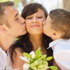 Cамый трогательный праздник – праздник мам.